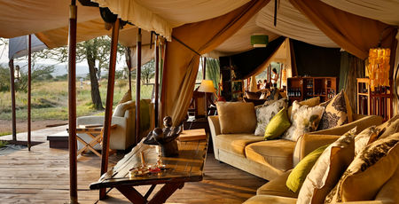Hotels Tanzania - De mooiste lodges & accommodaties | Matoke Tours