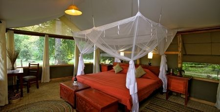 Accommodaties Oeganda - Hotels Oeganda - Lodges Oeganda - lodge hotel Uganda
