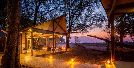 Accommodaties Botswana - hotels en lodges in Botswana - Matoke Tours