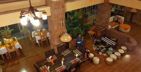 Hotels Ethiopie - De mooiste lodges & accommodaties | Matoke Tours