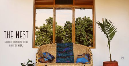 Rwanda accommodaties - Lodges Rwanda - Hotels - Hotel Lodge