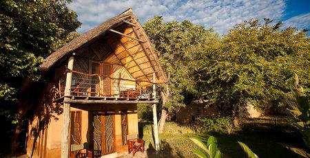 safari lodges Zambia - hotels en accommodaties in Zambia