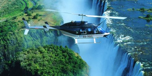 Victoria watervallen - Victoria Falls - Matoke Tours
