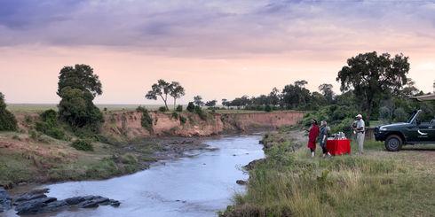 Een van de beste safariparken van Kenia, Samburu | Matoke Tours