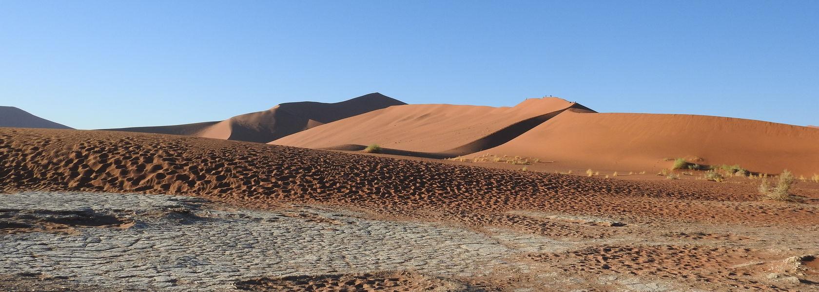 De zandduinen van de Sossusvlei | Matoke Tours