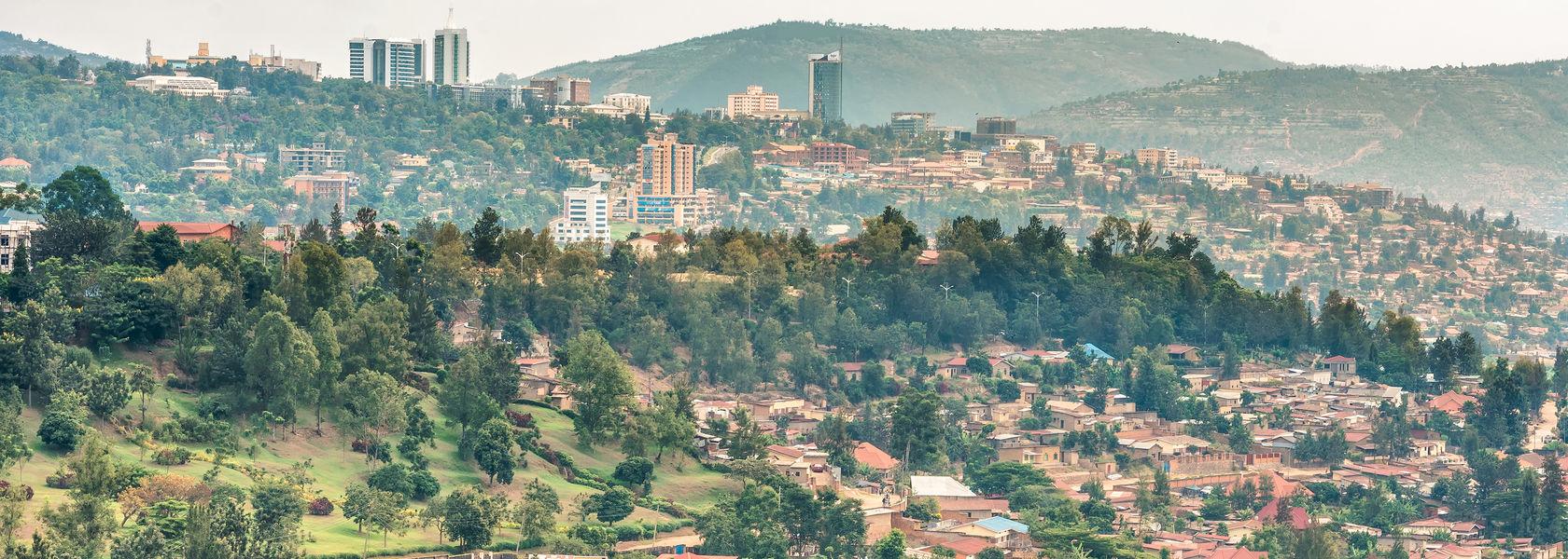 Genocide monument Kigali - Genocide Memorial Centre