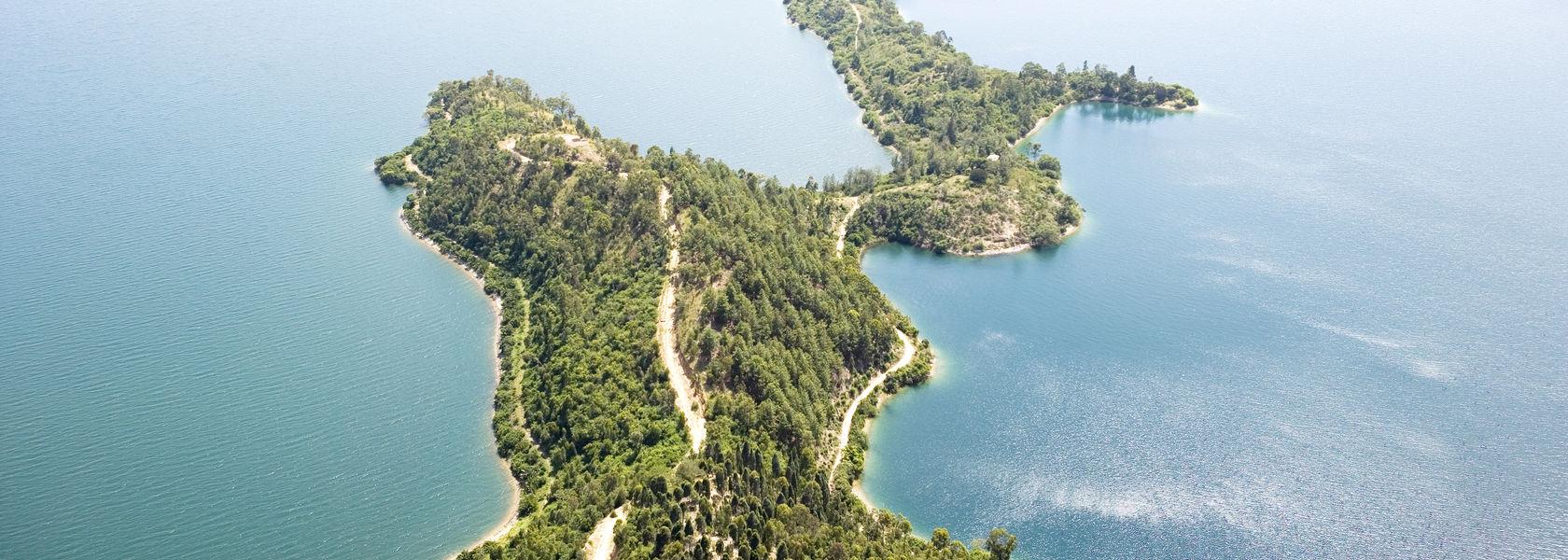 Lake Kivu Rwanda - Kivu meer - Matoke Tours