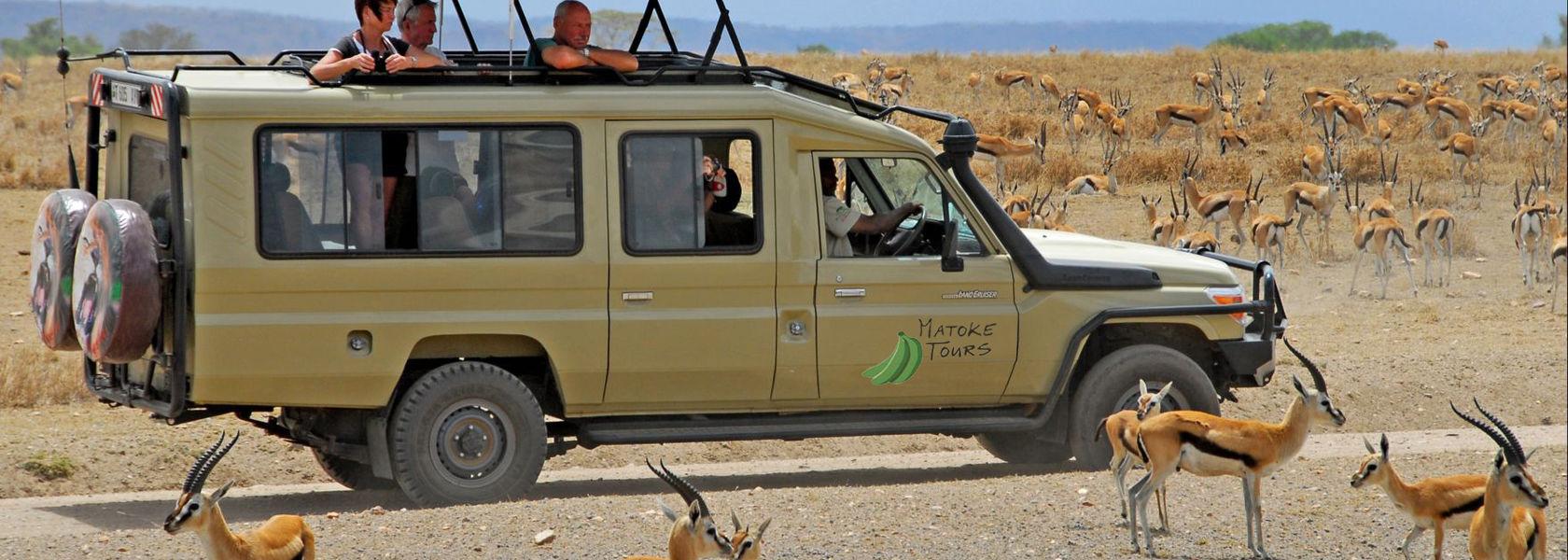 Rondreis Afrika – De mooiste Afrika reizen | Matoke Tours