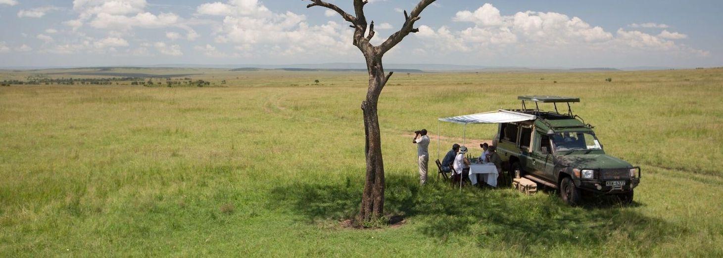 Privéreis Kenia Zanzibar safari strand - 15 dagen Matoke Tours