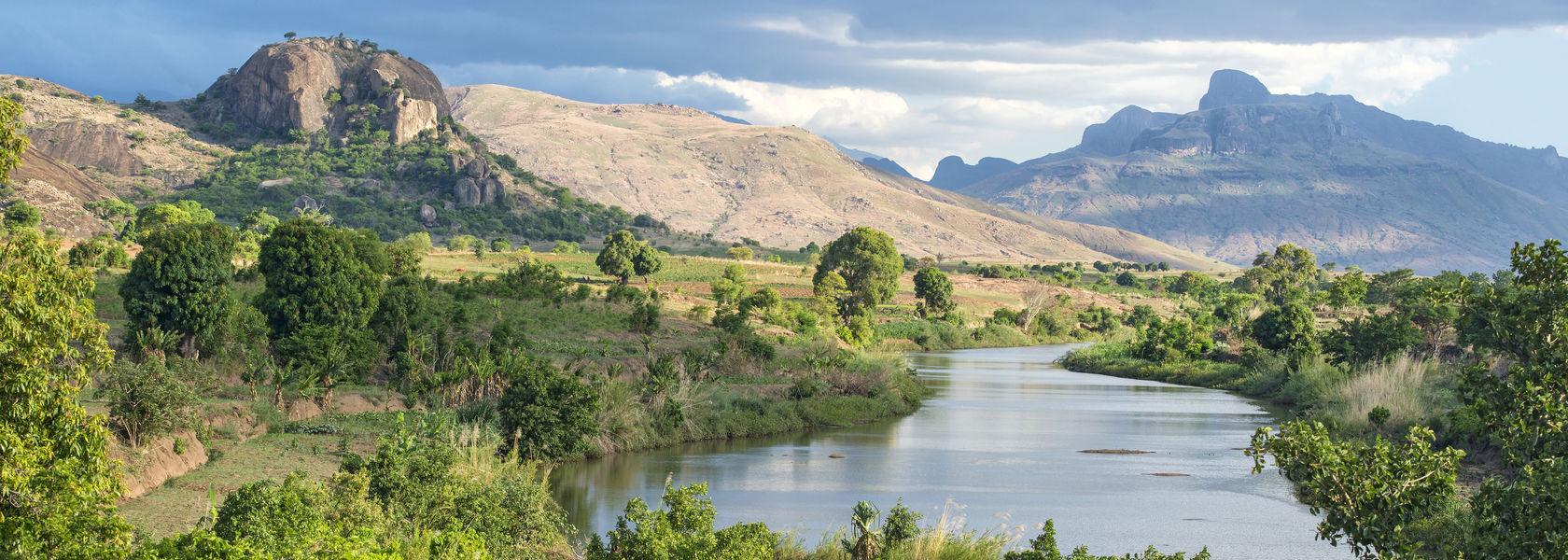 Madagascar reis - Andringitra gebergte