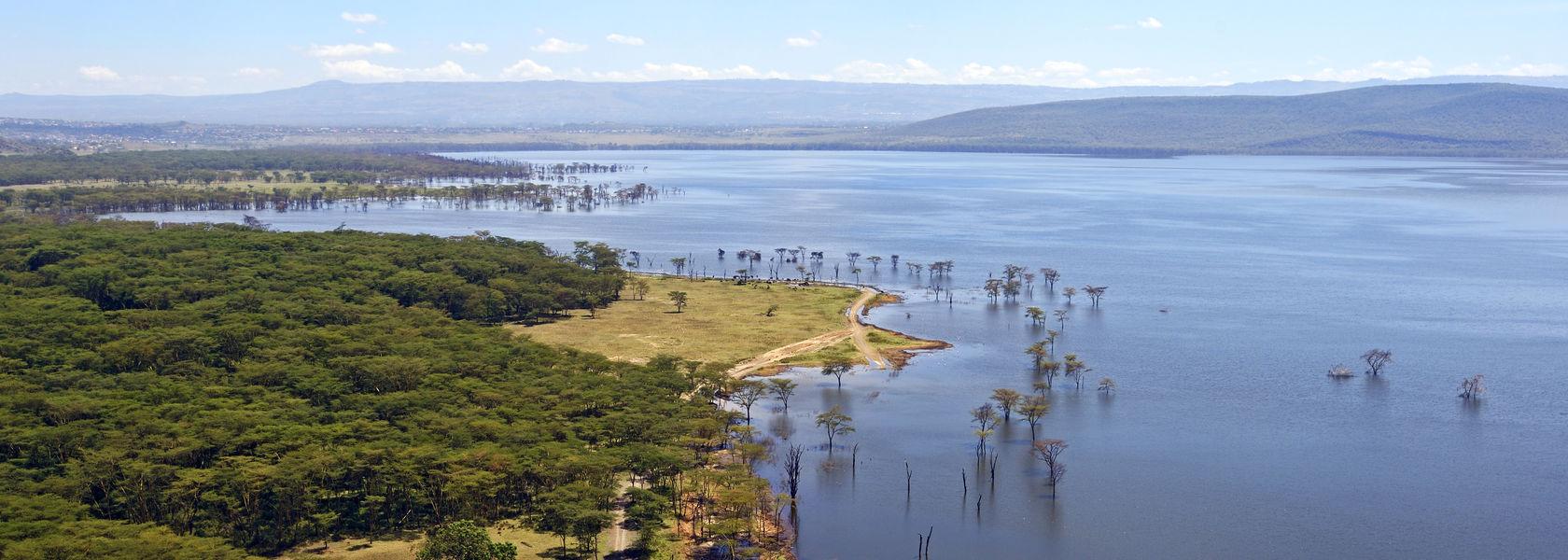 Lake Nakuru National Park - Bezoek Nakurumeer | Matoke Tours