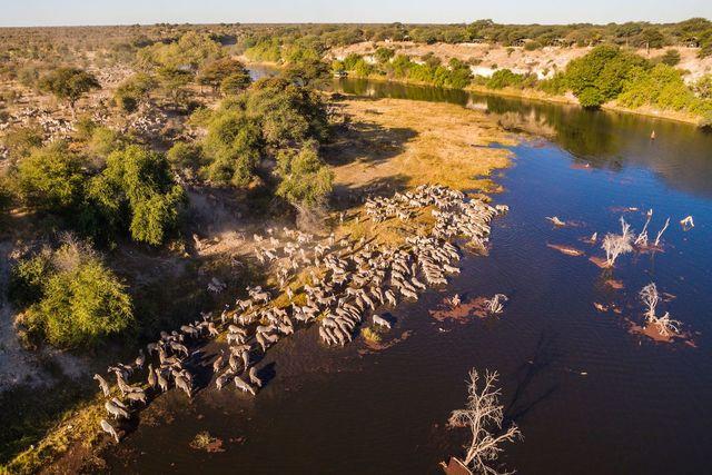 Beste reistijd Botswana | Weer, klimaat en regenseizoen in Botswana