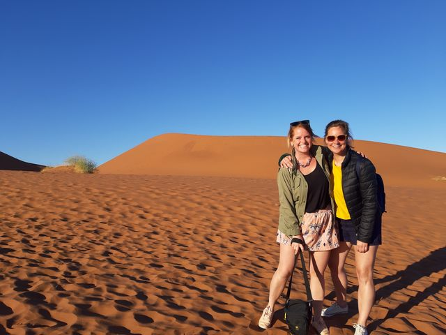 Reisblog Namibie - Reisverslag Namibie van Matoke Tours
