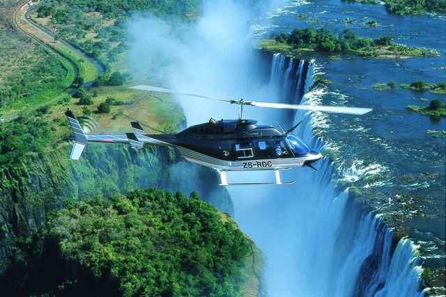 Victoria watervallen activiteiten en excursies   Matoke Tours