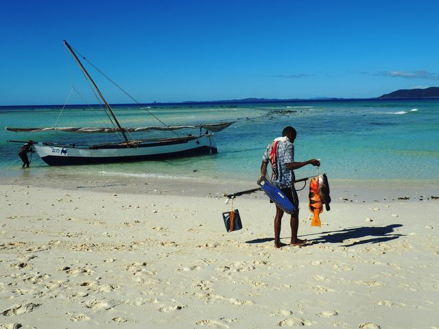Nosy Be - strand verlenging Nosy Be - rondreis Madagakar