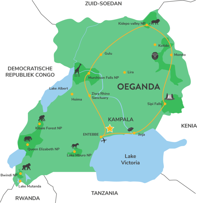 Oeganda off the beaten track » Matoke