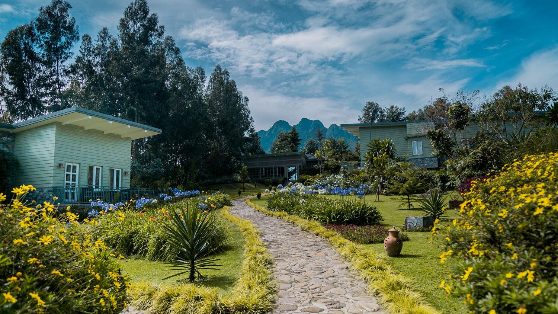 Amakoro Songa Lodge » Matoke