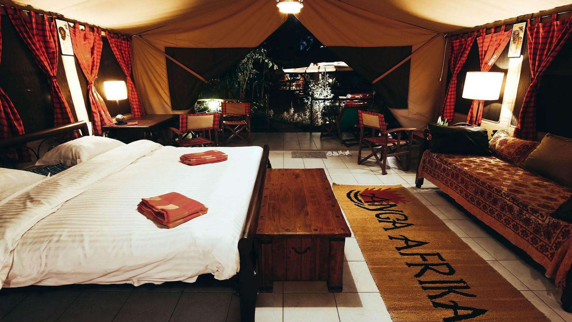 Anga Afrika Luxury Boutique Camp » Matoke