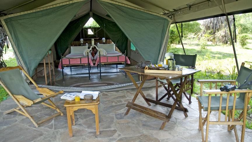 Lake Manze Tented Camp » Matoke