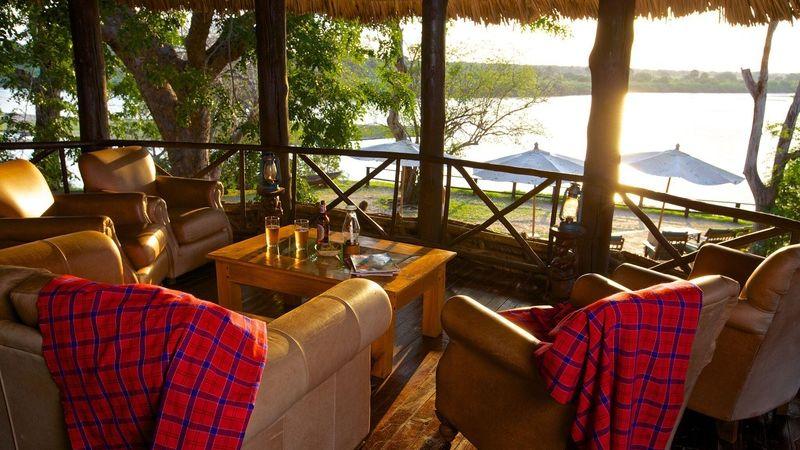 Rufiji River Camp » Matoke