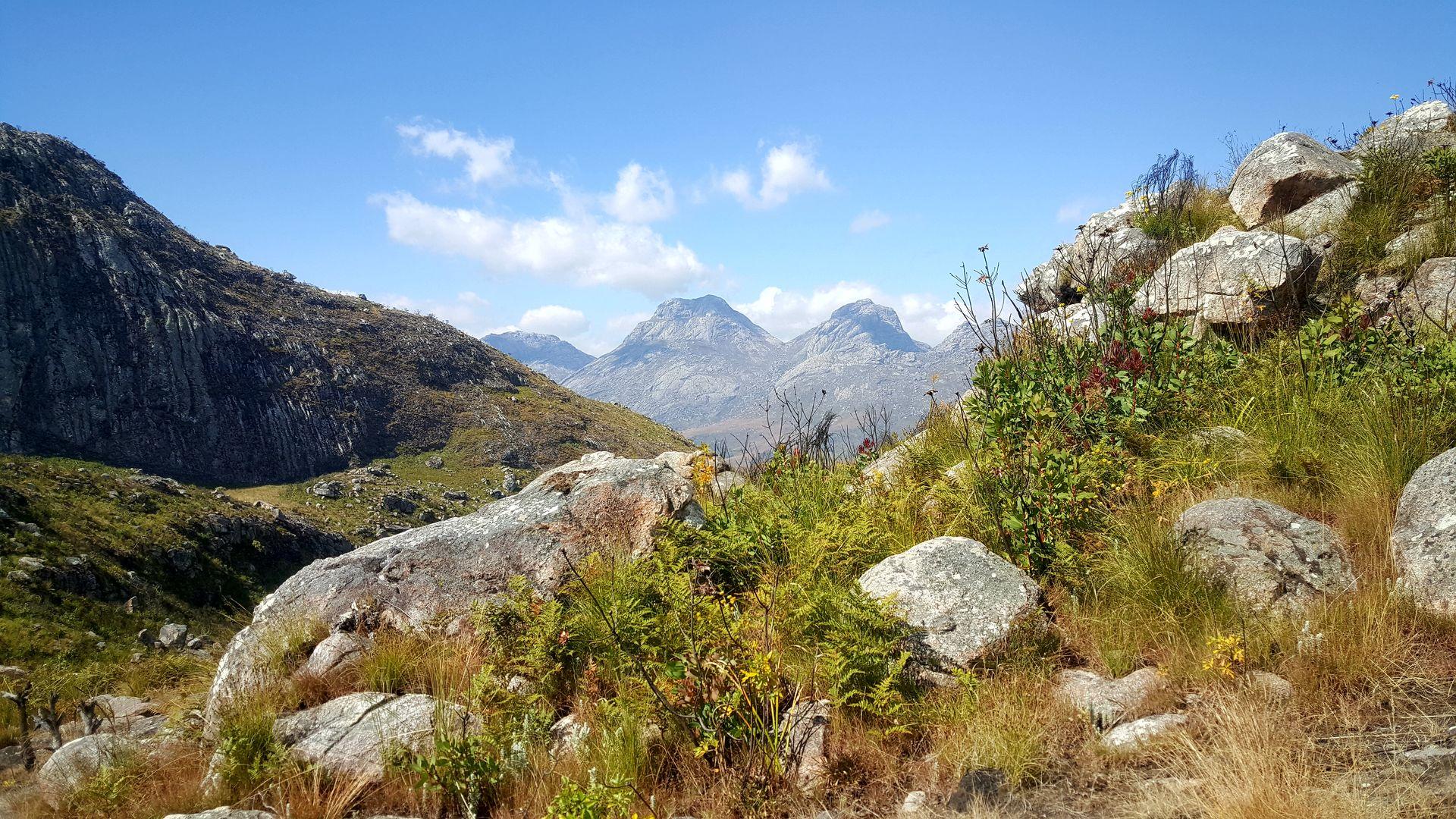 Mount Mulanje - hoogtepunten - Malawi
