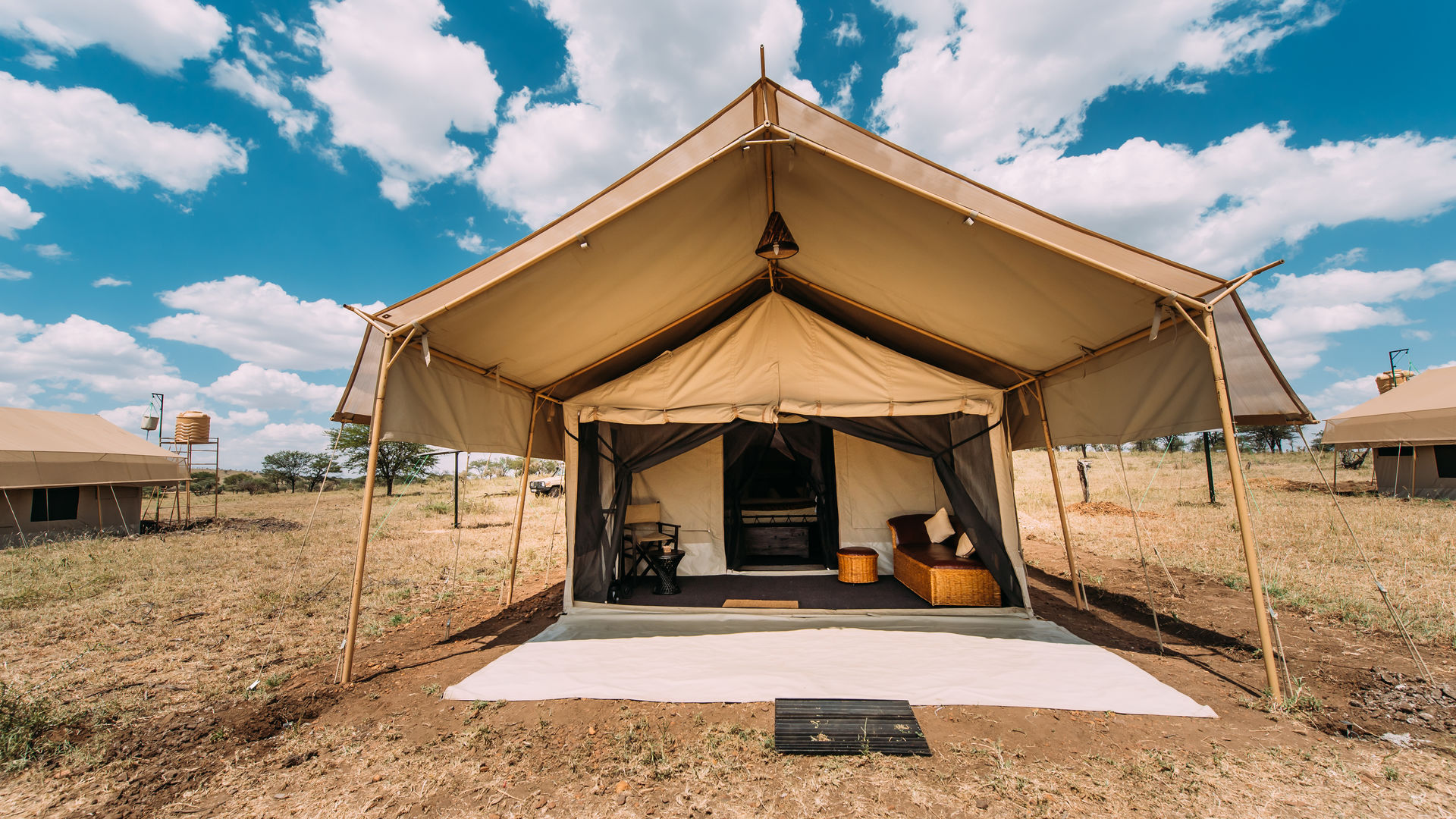 Serengeti Tortilis Camp » Matoke