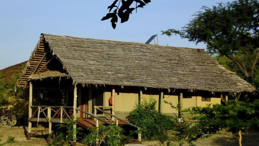 Sangaiwe Tented Lodge » Matoke