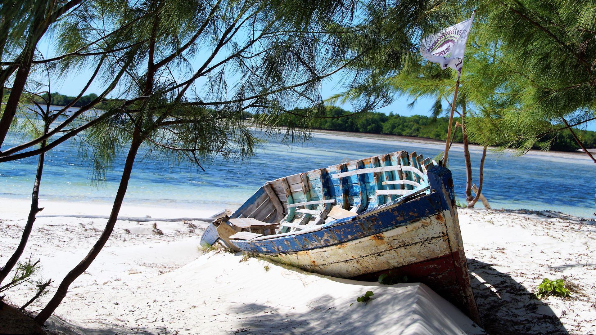 Diego suarez - 3 baaien wandeling - madagascar reizen