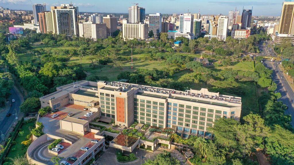 Nairobi Serena » Matoke