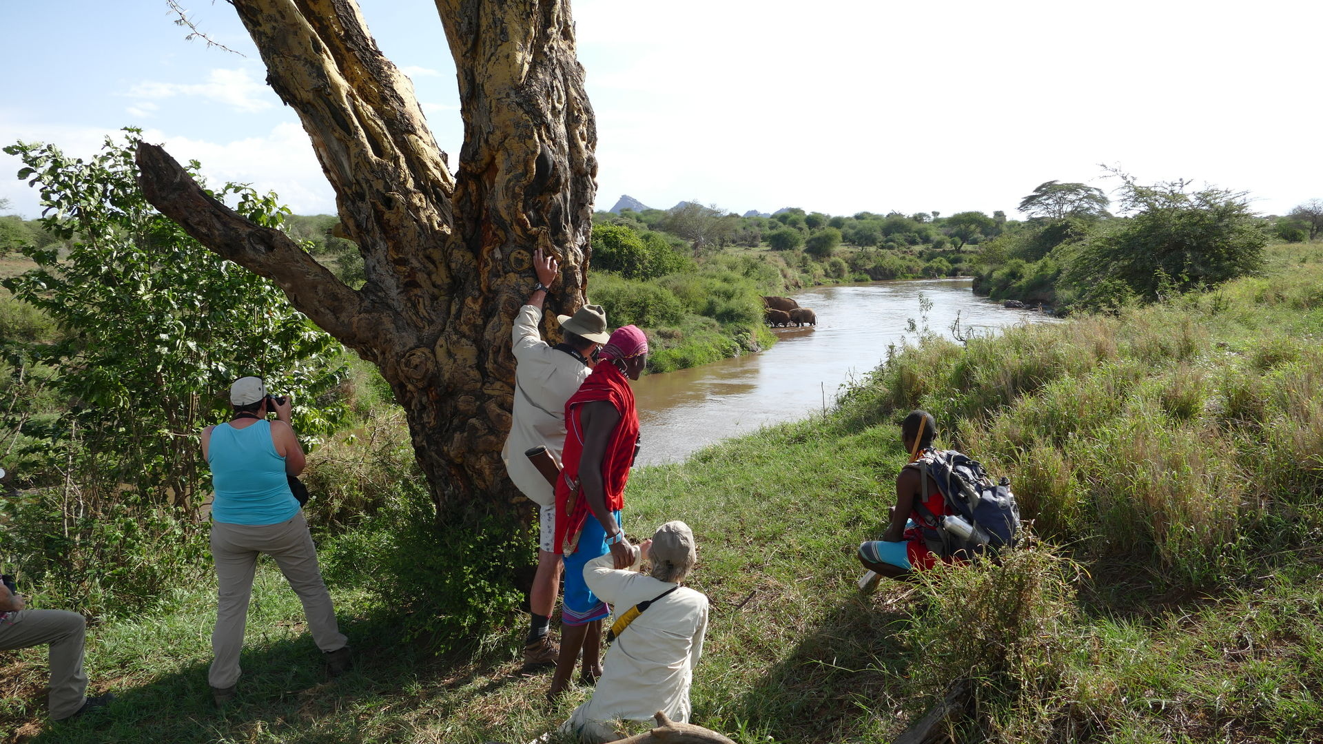 Verlengingen Kenia