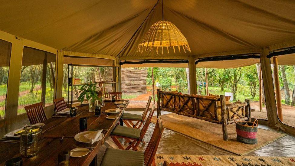 Emboo River Camp » Matoke