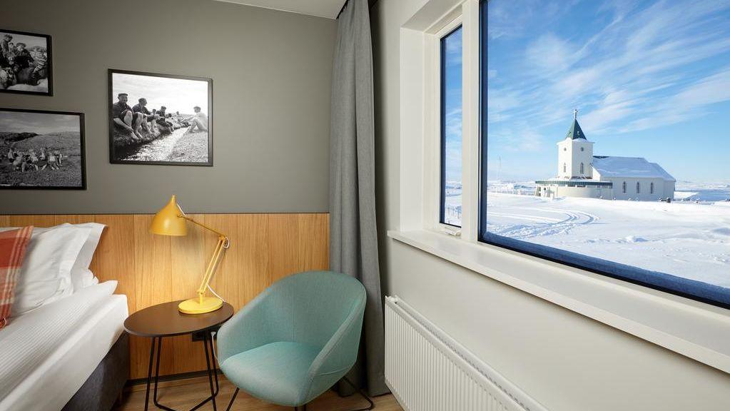 Icelandair Hotel Myvatn » Matoke