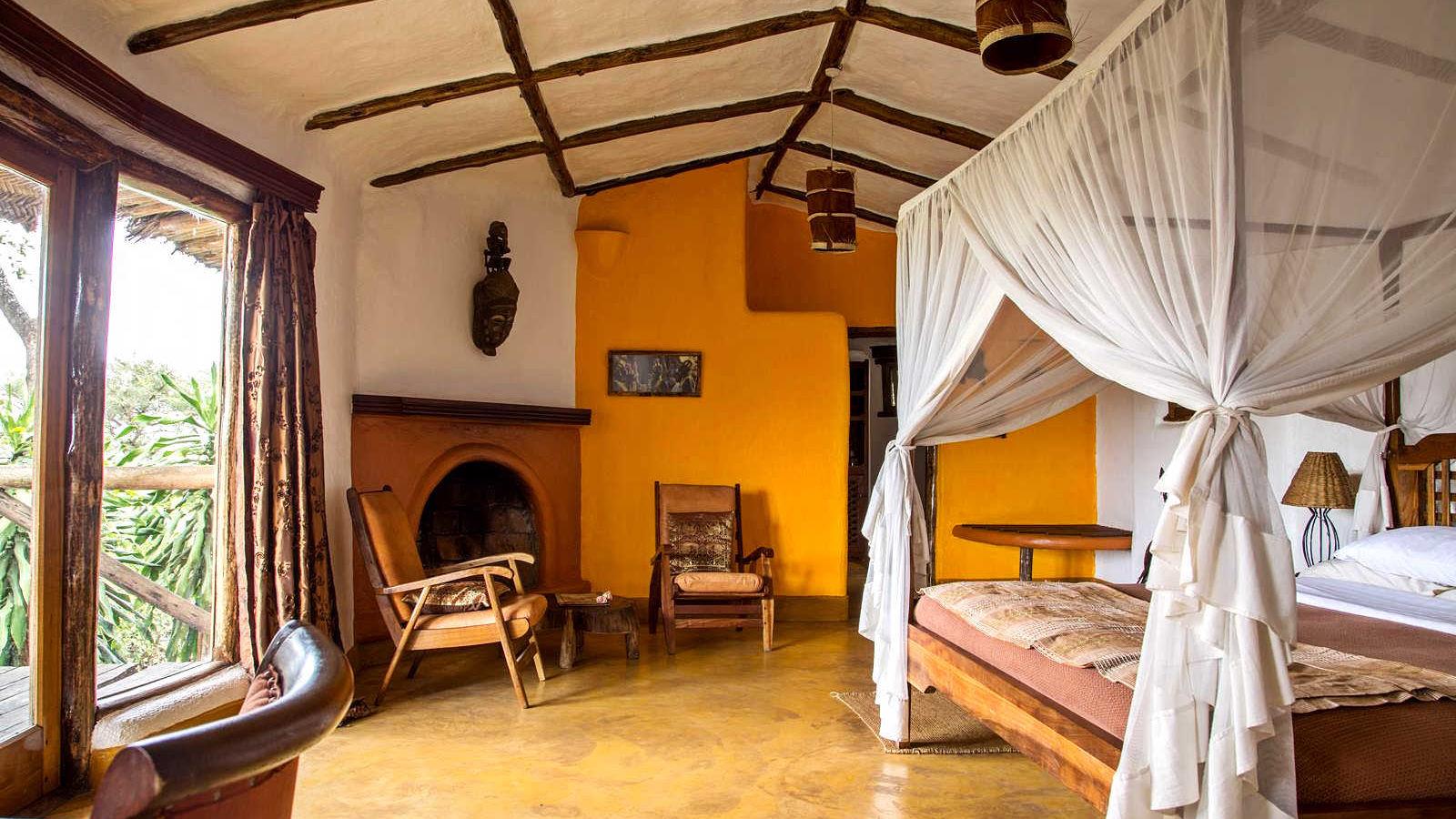 Kigongoni Lodge » Matoke