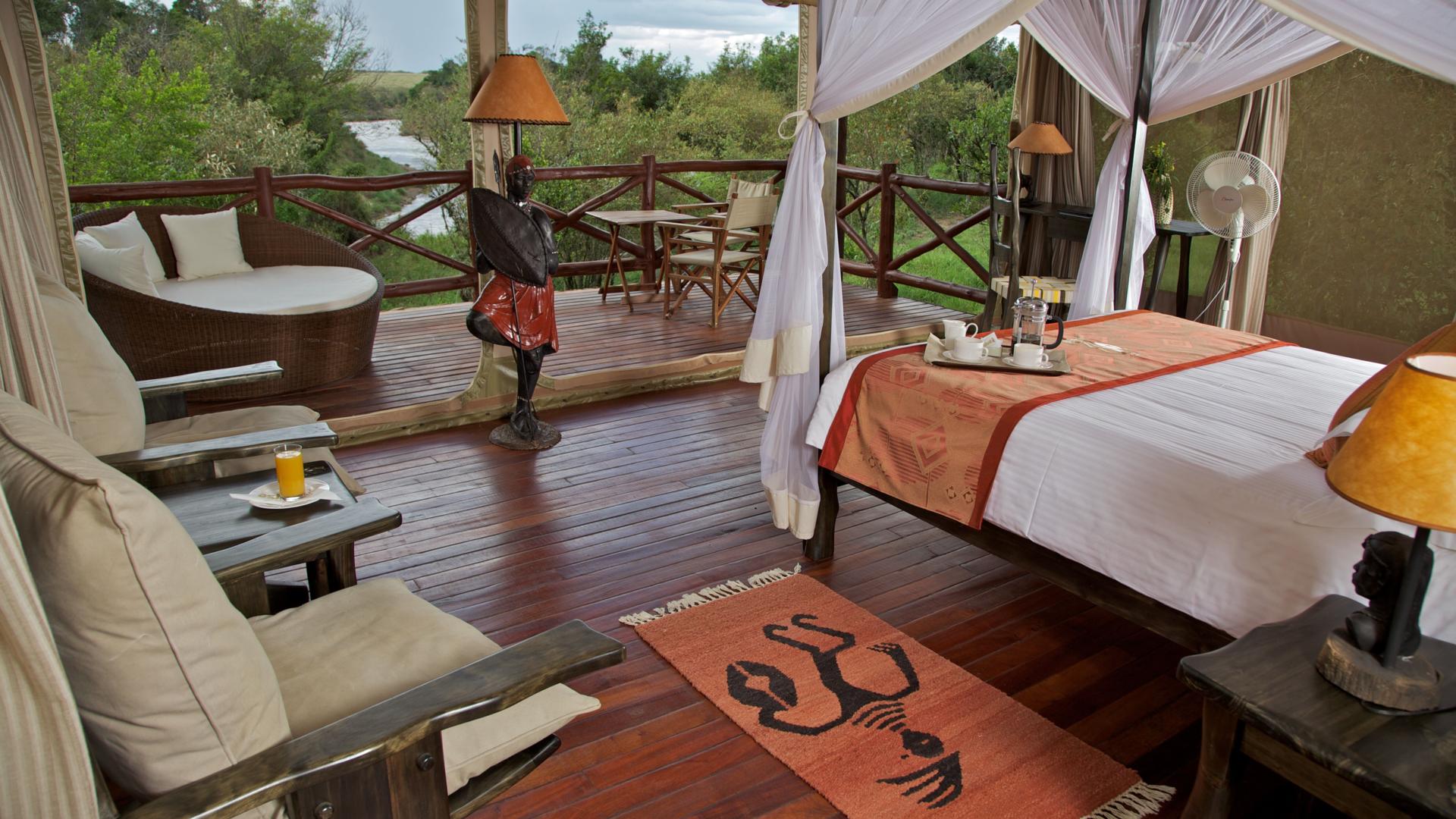 Ashnill Mara Camp » Matoke