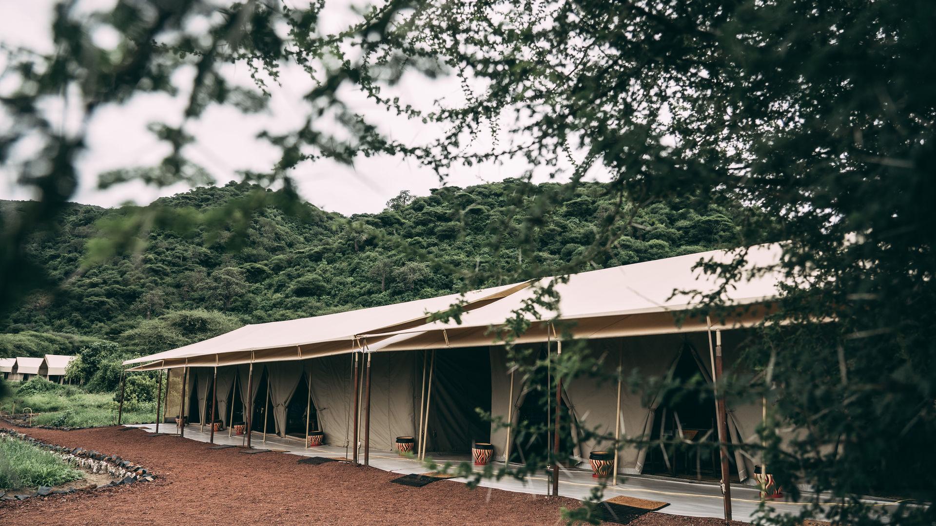 Lake Manyara Tortilis Camp » Matoke