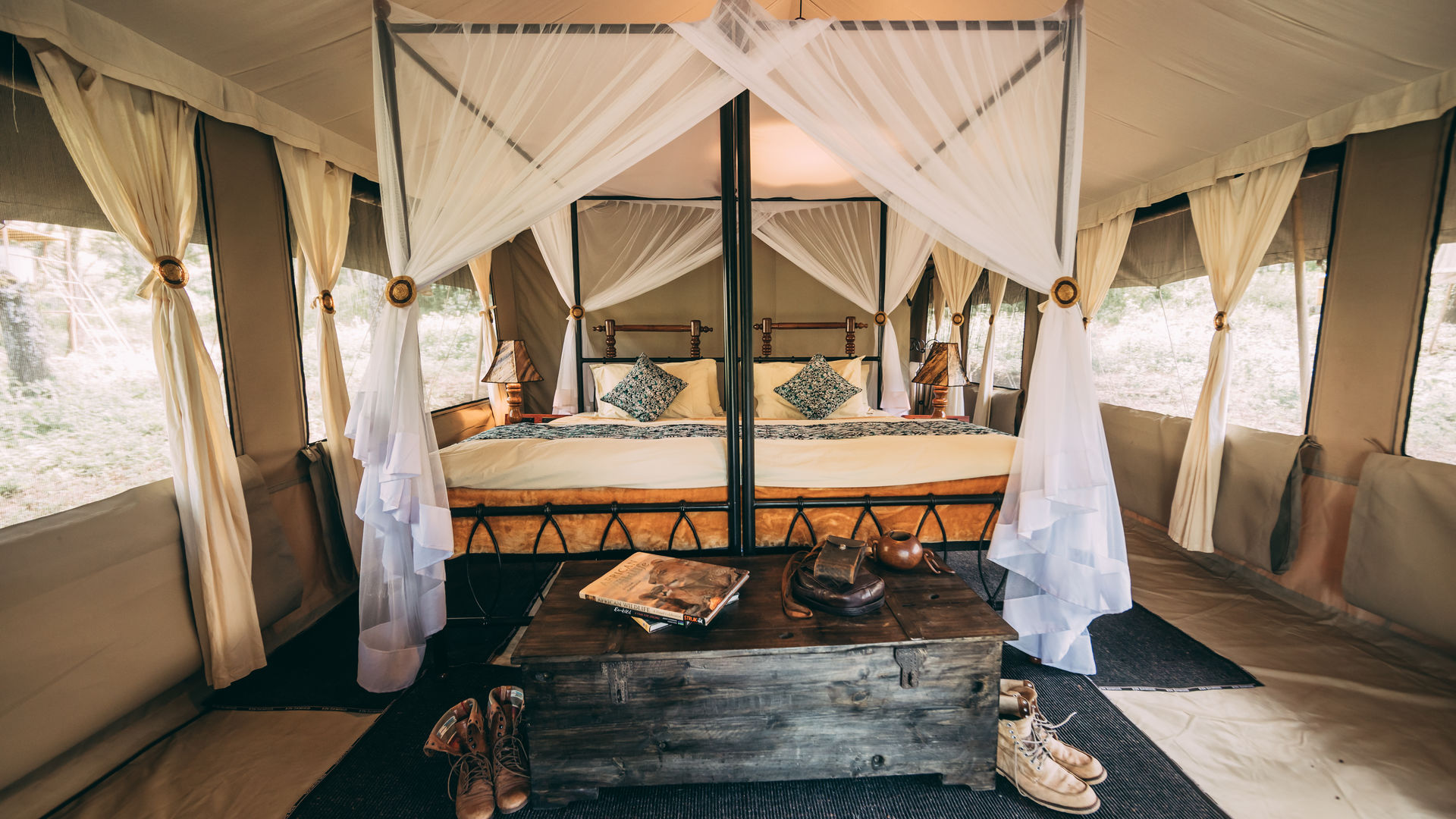 Ngorongoro Tortilis Camp » Matoke