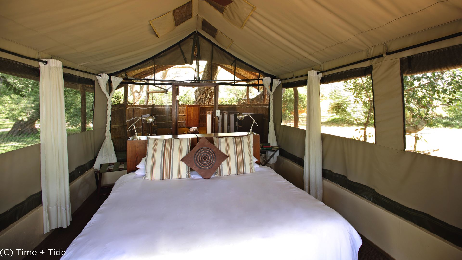 Chongwe River Camp » Matoke