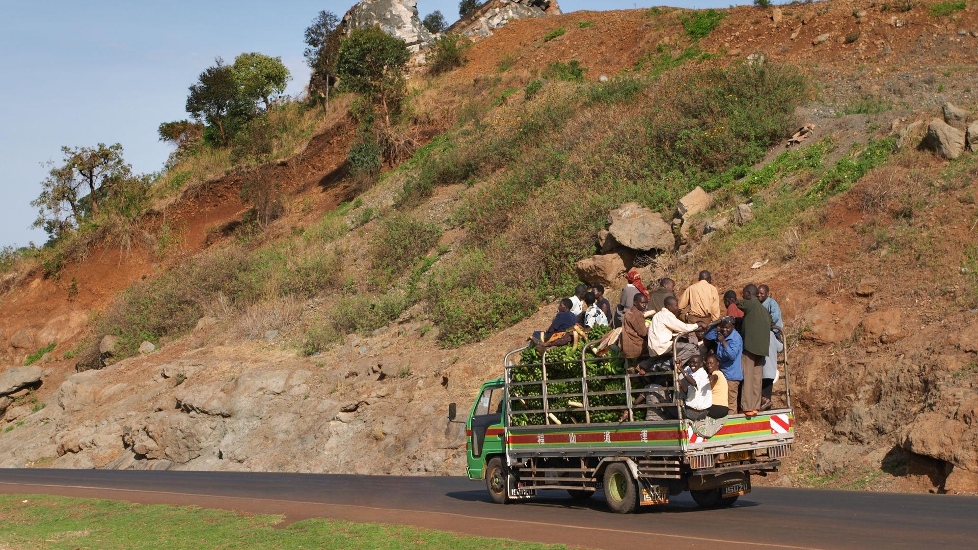 Beste reistijd Tanzania - Weer, klimaat & regenseizoen informatie