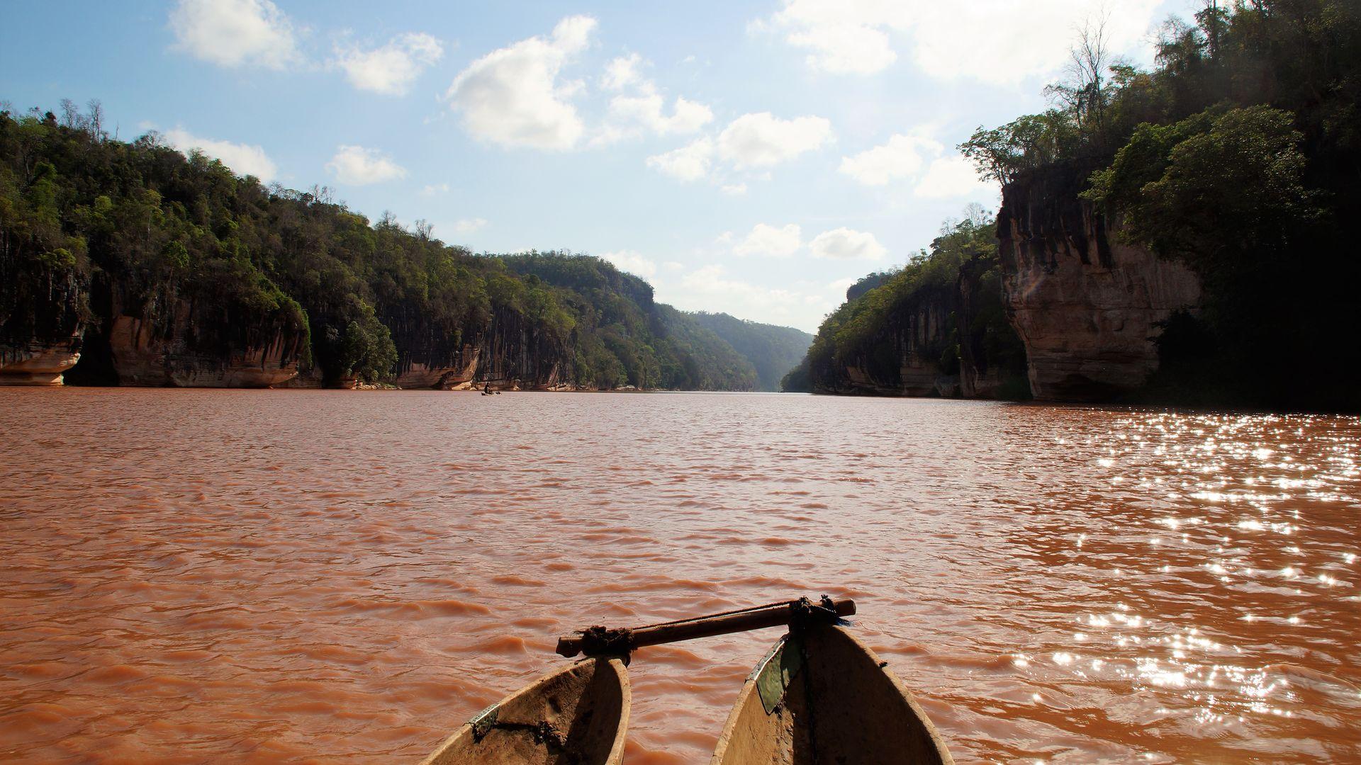 Madagascar reis - Tsingy de Bemaraha