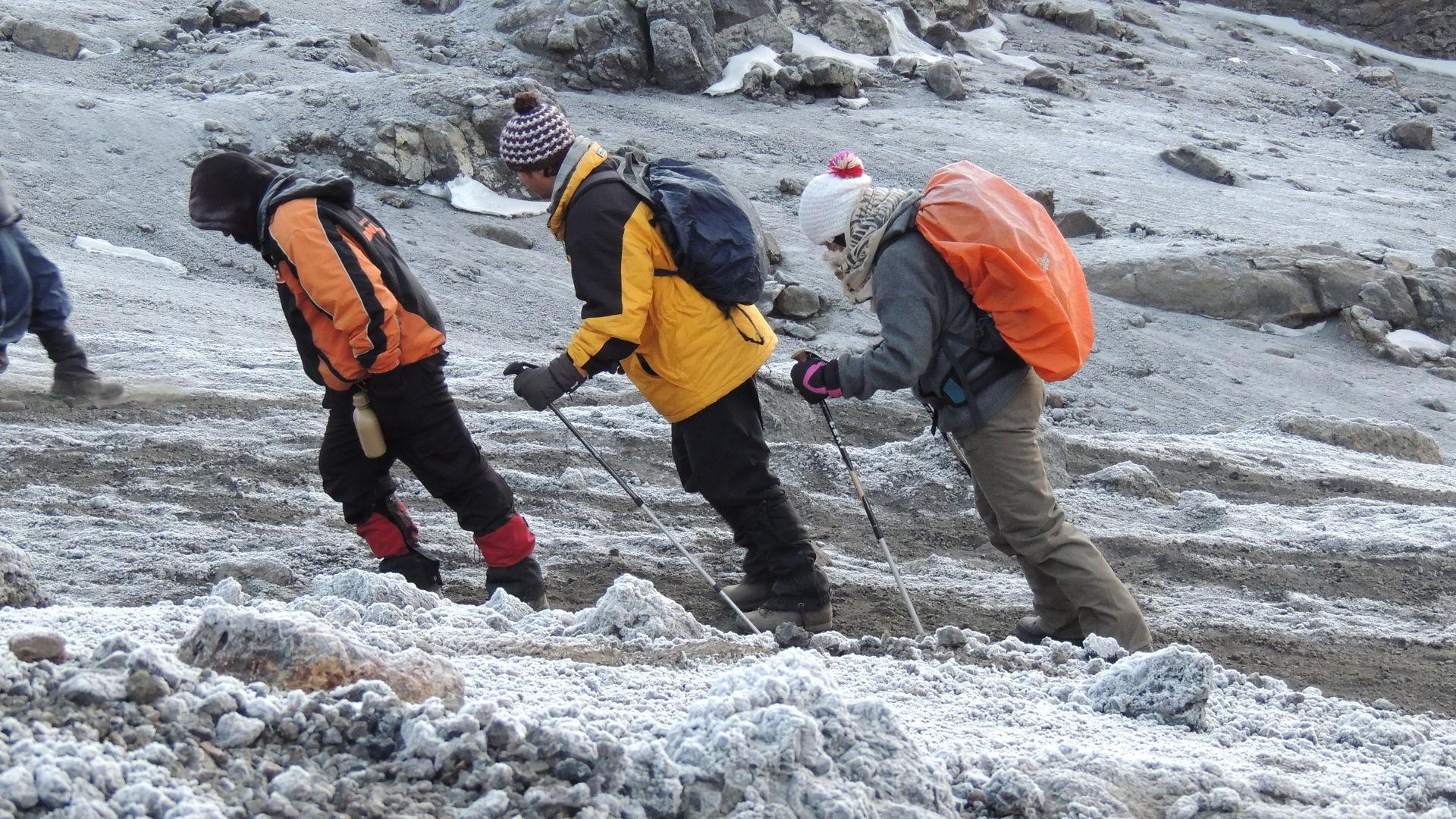 Kilimanjaro informatie - reis informatie Kilimanjaro