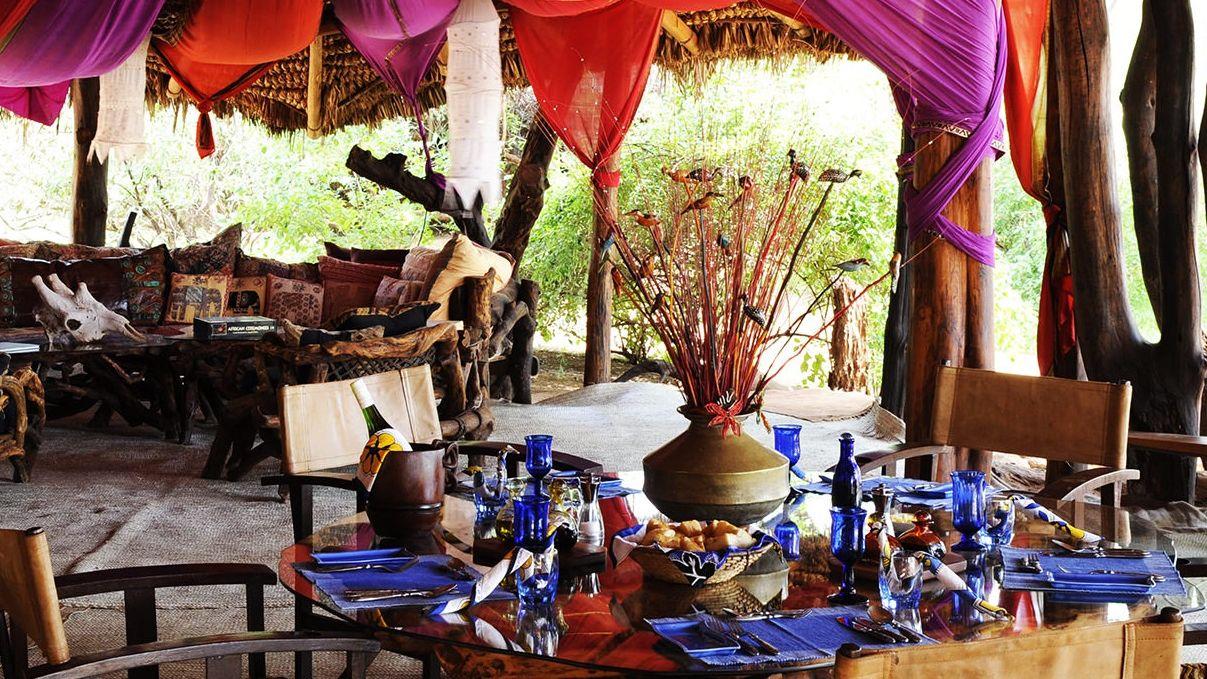 Elephant Watch Camp » Matoke