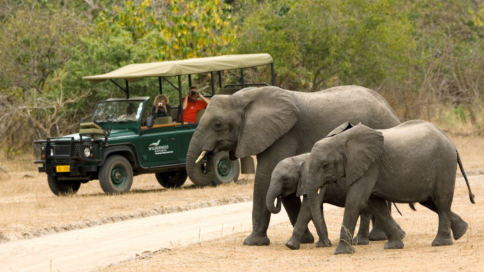 prive reis Malawi Zambia - Off the beaten track