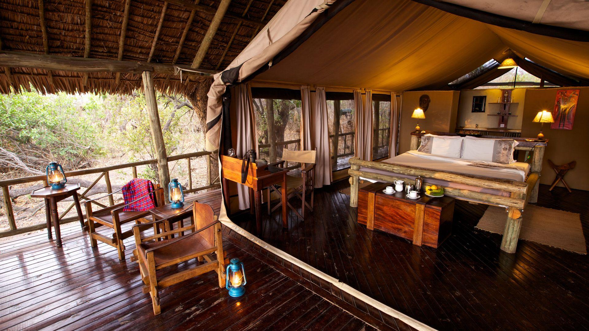 Katavi Wildlife Camp » Matoke