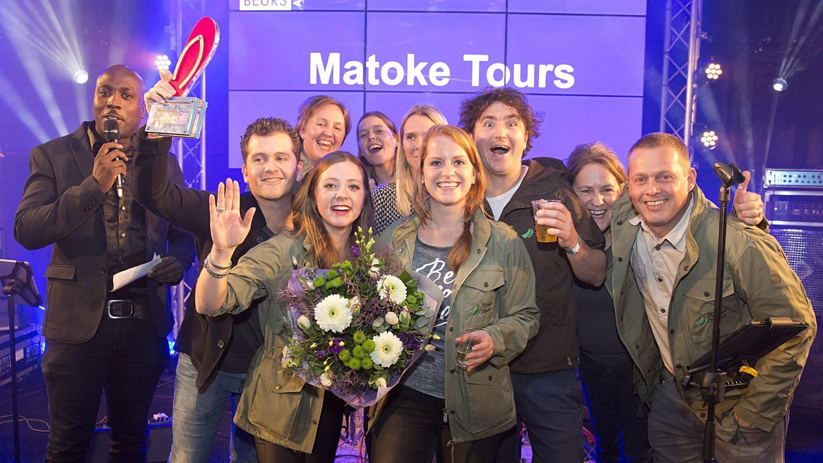 Over Matoke Tours