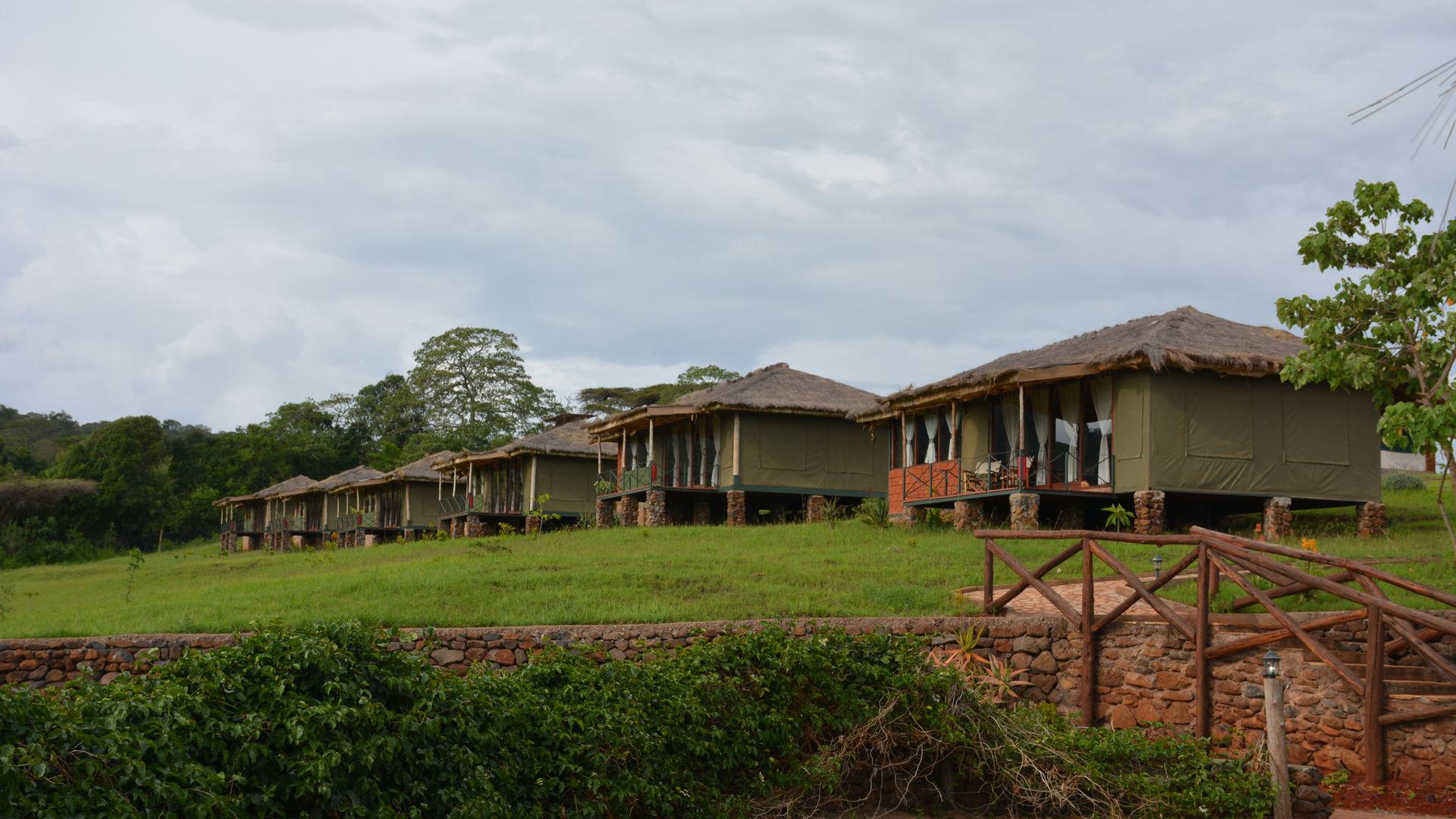 Karatu Simba Lodge » Matoke