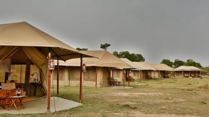 Kenzan Mara Tented Camp » Matoke