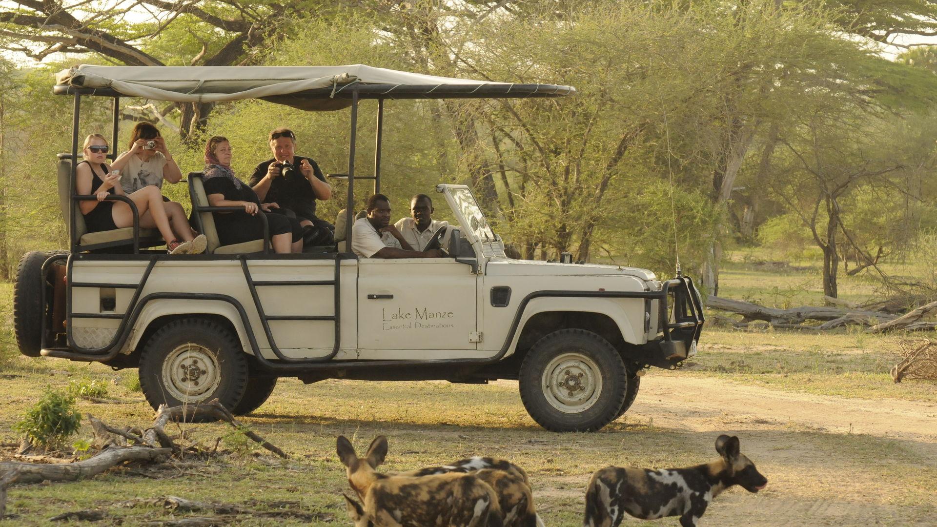 4WD safari voertuigen Tanzania en Oost-Afrika | Matoke Tours