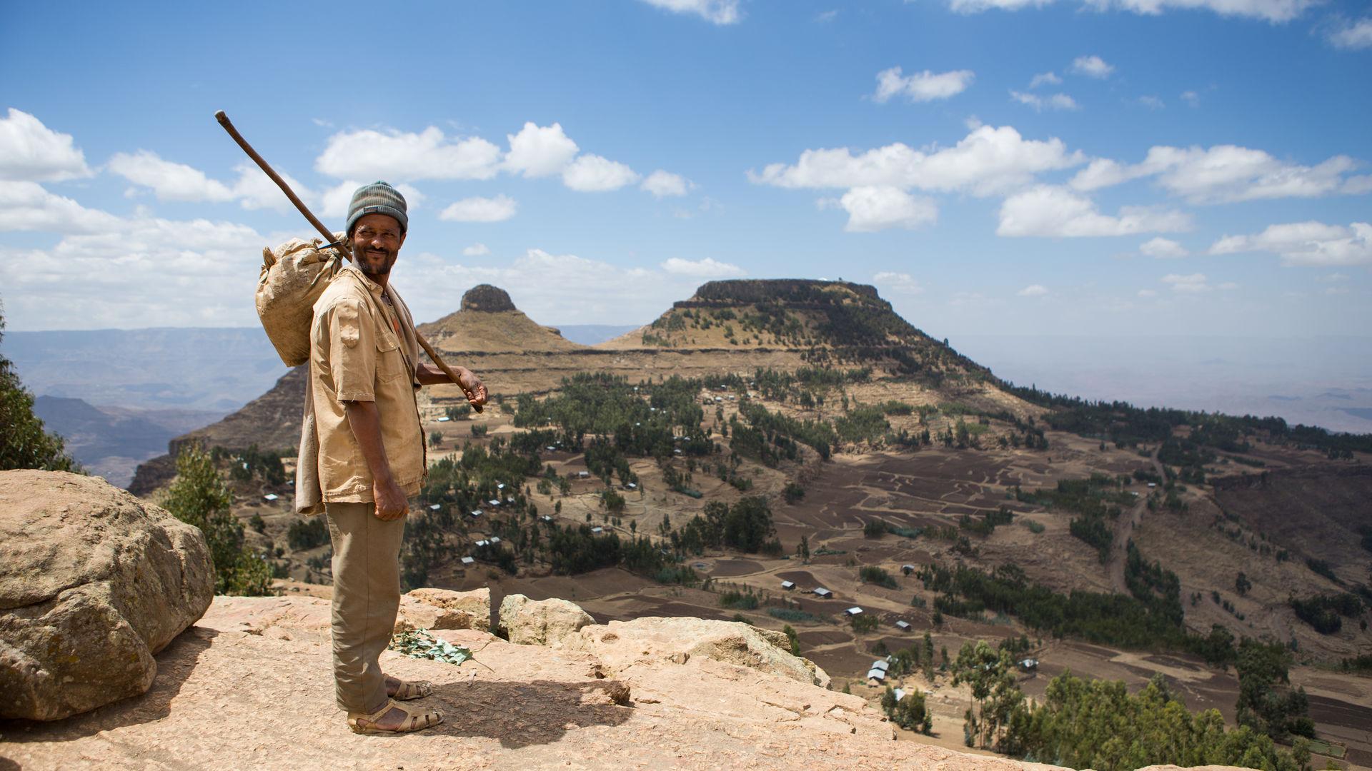 Privéreis Ethiopie Avontuurlijk historie - 19 dagen|Matoke Tours