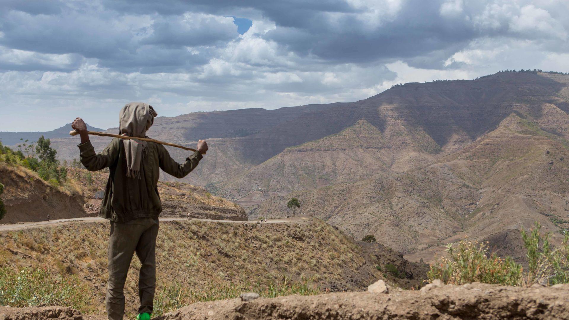 Axum Ethiopië | Matoke Tours