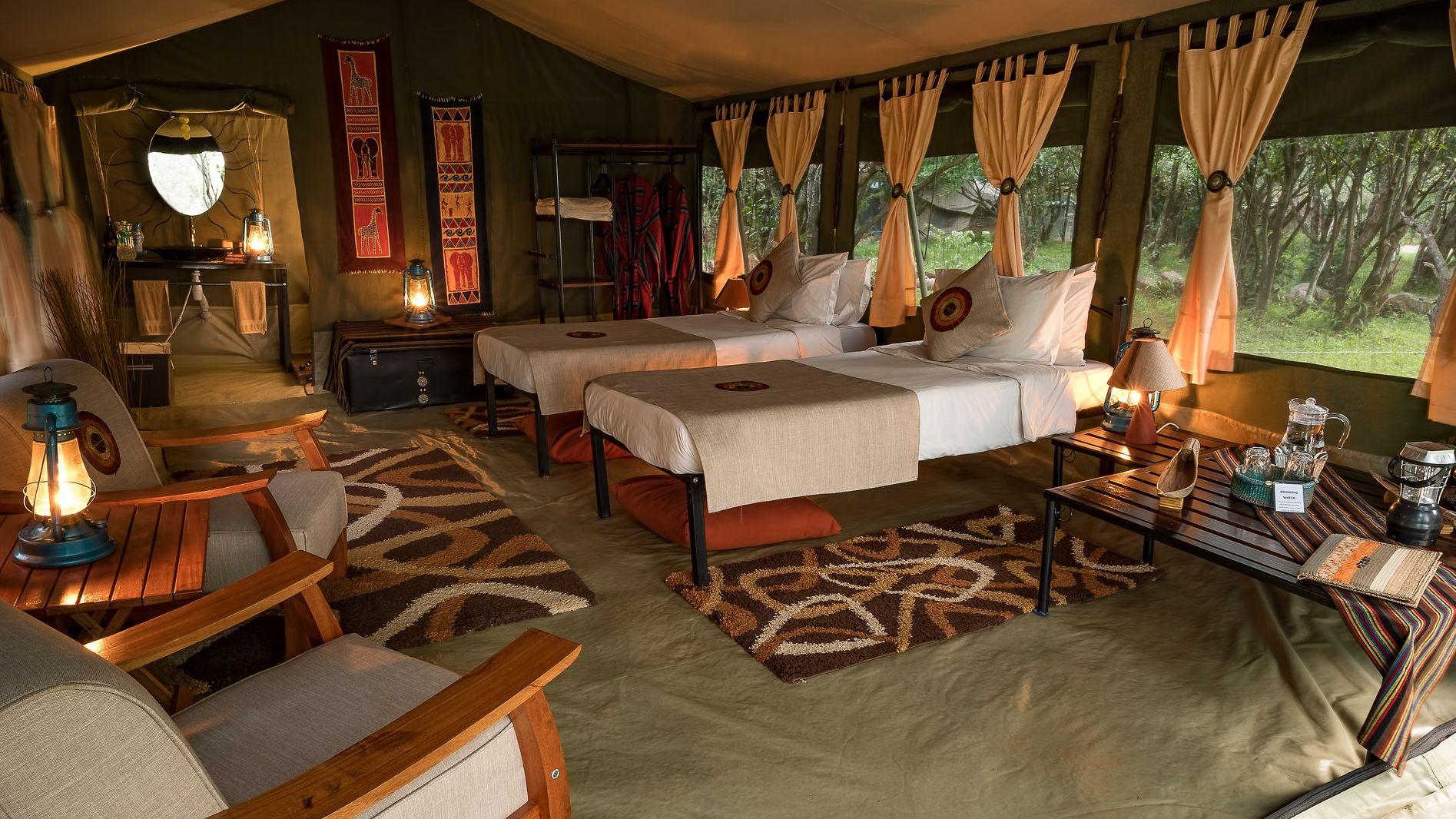 Mara Eden Camp » Matoke